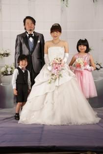 日野さん家族