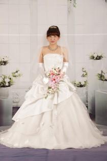 日野さん白ドレス ③