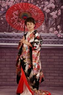 木村さん 傘